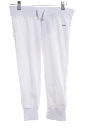 Nike Sporthose weiß Casual-Look