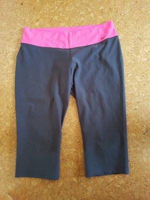 Nike Sportbroek donkergrijs-roze