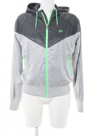 Nike Sportjacke mehrfarbig Casual-Look