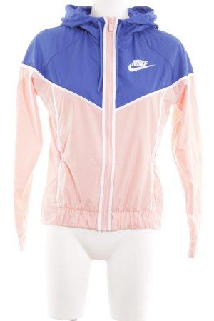Nike Sports Jacket pink-blue athletic style