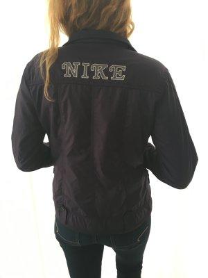 Nike Sportjacke Lila M FitDry