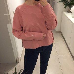 Nike Maglione oversize color oro rosa