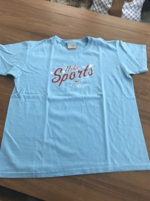 Nike Sports Shirt hellblau