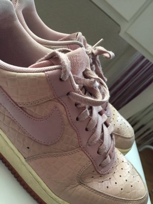 Nike Zapatilla brogue rosa