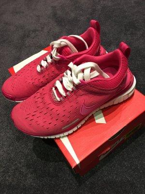 Nike Sportschuhe in pink Größe 36