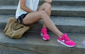 Nike Sportschuhe Pink