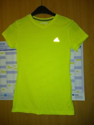 Nike Sports Shirt yellow-neon yellow