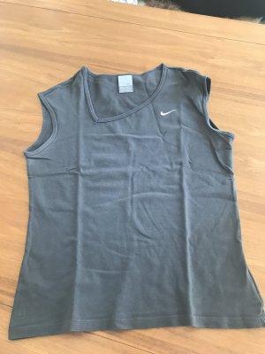 Nike Sportshirt grau Gr40/42