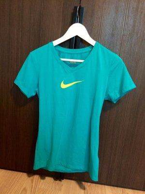 Nike Sportshirt Hellblau S