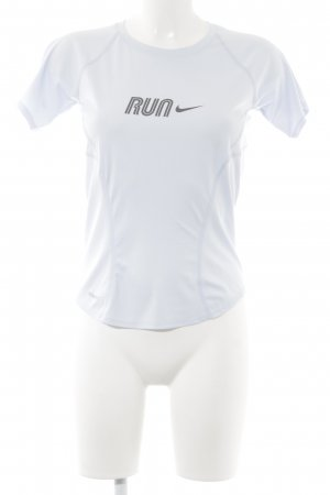 Nike Sportshirt hellblau sportlicher Stil