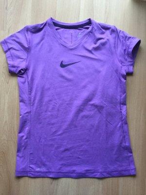Nike Sports Shirt blue violet-dark violet