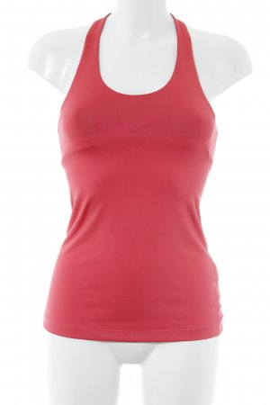 Nike Sportshirt neonrot sportlicher Stil
