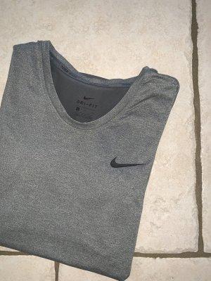 Nike Camisa deportiva gris