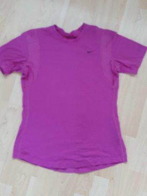 Nike Sportshirt pink L