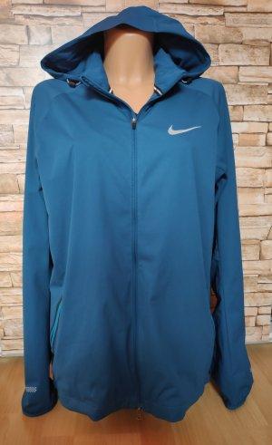 Nike Giacca sport blu cadetto