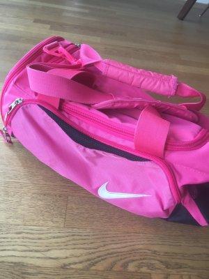 Nike Bolsa de gimnasio rosa