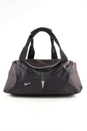 Nike Sports Bag black-brown casual look