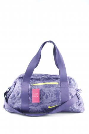 Nike Sports Bag abstract pattern casual look
