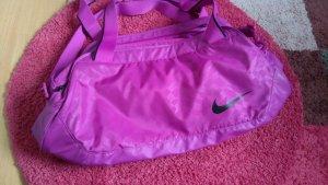 Nike Bolsa de gimnasio violeta