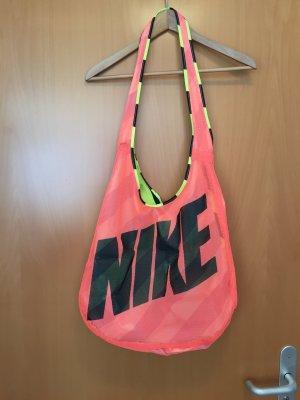Nike Sporttasche in neon