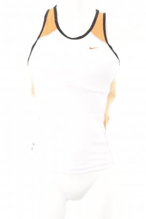 Nike Sporttop colour blocking retro uitstraling