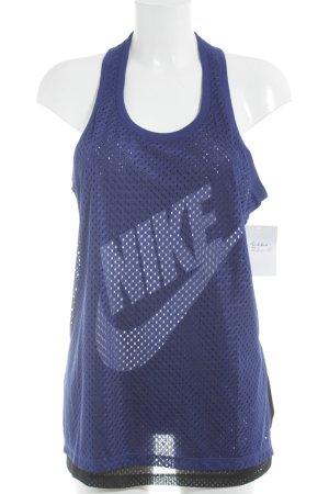 Nike Sporttop veelkleurig atletische stijl