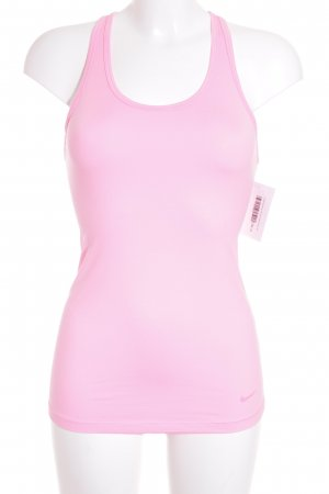 Nike Sports Tank neon pink athletic style