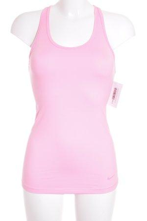 Nike Sporttop neonpink sportlicher Stil