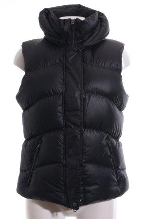 Nike Gewatteerd vest zwart casual uitstraling