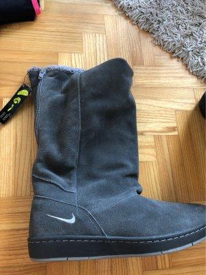 Nike Winter Boots grey-dark grey