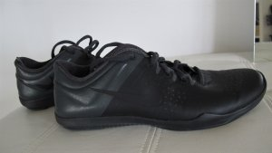 Nike Lace-Up Sneaker anthracite