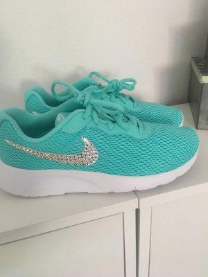 Nike Swarovski Tanjun Roshe 38,5 Neu Ovp Sneakers Sport Schuhe