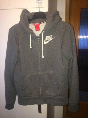 Nike Sweat Jacke, Zipper mit Kapuze M
