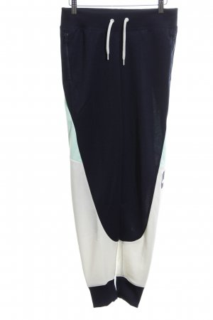 Nike Pantalone fitness multicolore stile atletico