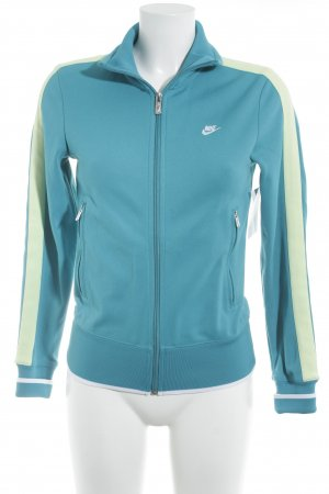 Nike Giacca fitness multicolore stile atletico