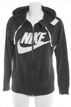 Nike Giacca fitness puntinato stile casual