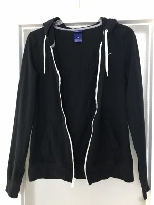 Nike Sports Jacket black-white