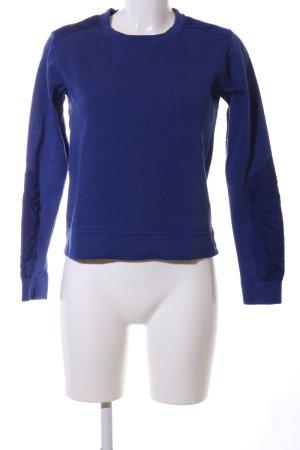 Nike Sweat Shirt blue casual look