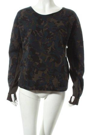 Nike Sweatshirt Camouflagemuster Casual-Look