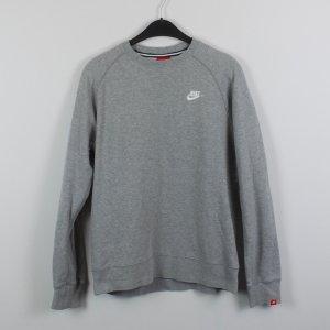 Nike Sweatshirt Gr. M grau (18/10/221)