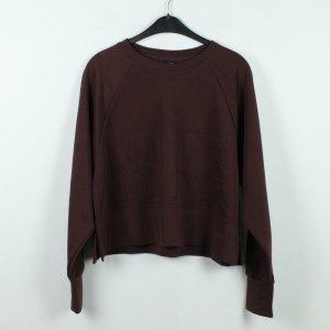 NIKE Sweatshirt Gr. M weinrot oversized (19/10/188)