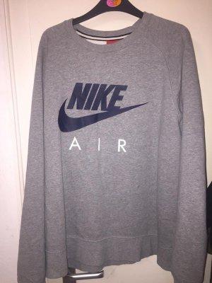 Nike Sweatshirt grau