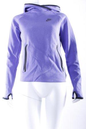 Nike Sweatshirt lila