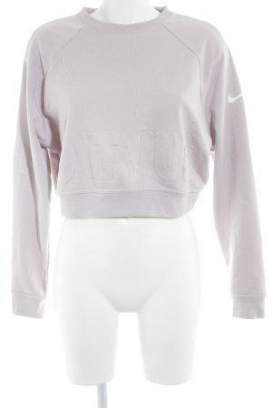 Nike Sweatshirt mehrfarbig Casual-Look