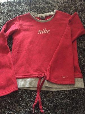 Nike Sweatshirt rot , Gr 34/36
