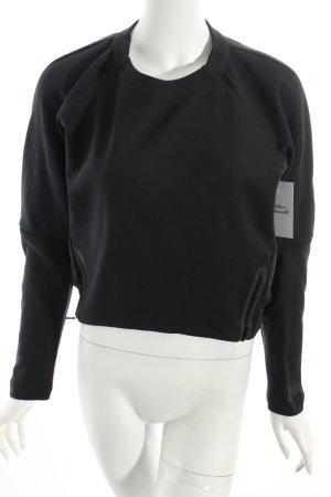 "Nike Sweatshirt ""Tech Aeroloft Crew"" schwarz"