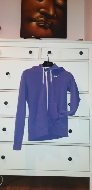 Nike Hooded Sweatshirt purple