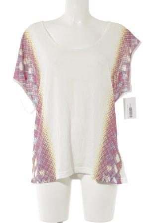 Nike T-Shirt abstrakter Druck sportlicher Stil