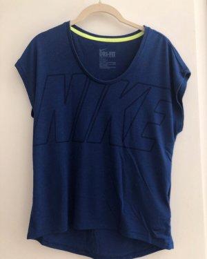 Nike T-Shirt blau S