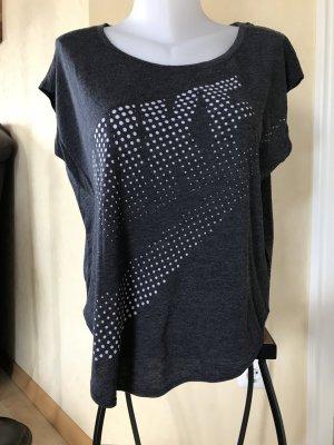 Nike T- Shirt Gr S Grau